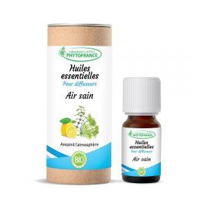 air sain complexe huile essentielle - phytofrance