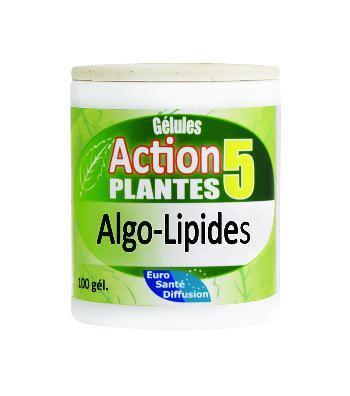 algo-lipides-gelule-action-5-plantes