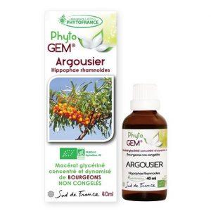 argousier - phytogem - gemmotherapie - phytofrance
