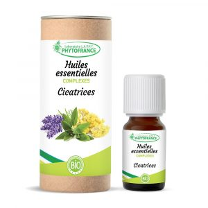 cicatrices - complexe huile essentielle - thera - phytofrance