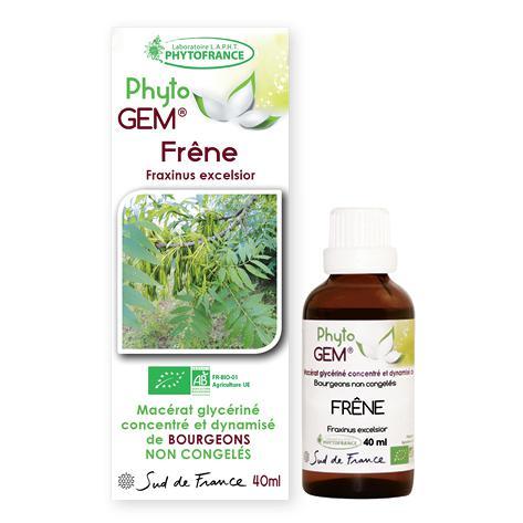 frene - phytogem - gemmotherapie - phytofrance