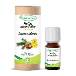 immunoforce - complexe huile essentielle - thera - phytofrance