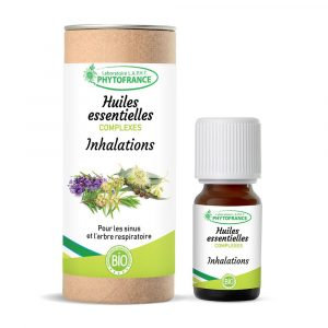inhalation - complexe huile essentielle - thera - phytofrance