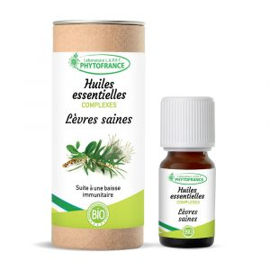 levres saines - complexe huile essentielle - thera - phytofrance