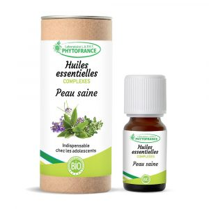 peau saine - complexe huile essentielle - thera - phytofrance