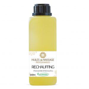 phytofrance -huile-massage-pro 250ml - rechauffing