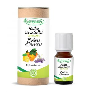 piqures insectes - complexe huile essentielle - thera - phytofrance