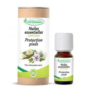 protection pieds - complexe huile essentielle - thera - phytofrance