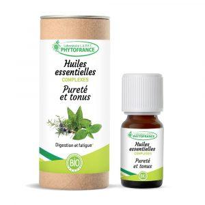 purete et tonus - complexe huile essentielle - thera - phytofrance