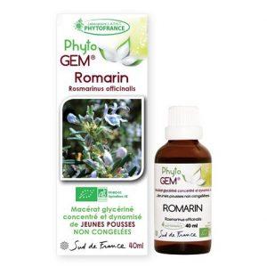 romarin - phytogem - gemmotherapie - phytofrance