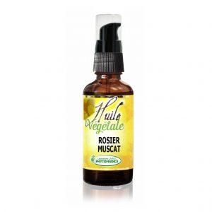 rosier muscat - huile vegetale phytofrance