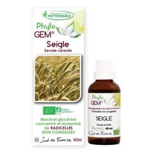 seigle - phytogem - gemmotherapie - phytofrance