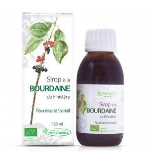 sirop bourdaine - phytofrance