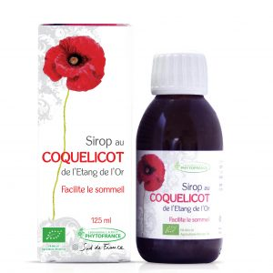 sirop coquelicot - phytofrance
