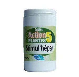 stimul-hepar-gelules-action-5-plantes