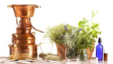 Hydrolats huiles essentielles